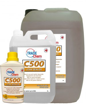 C500 Central Heating Leak Sealer