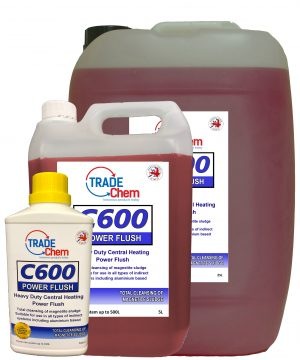 C600 Central Heating Power Flush