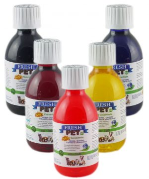 Fresh Pet 250ml Eco Refills Group