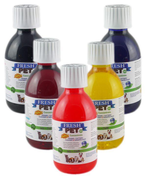 Fresh Pet 250ml Eco Refills Group