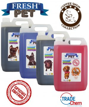 Fresh Pet Coffee Shop Collection
