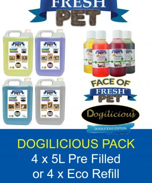 Fresh Pet Dogilicious Edition Eco Refill