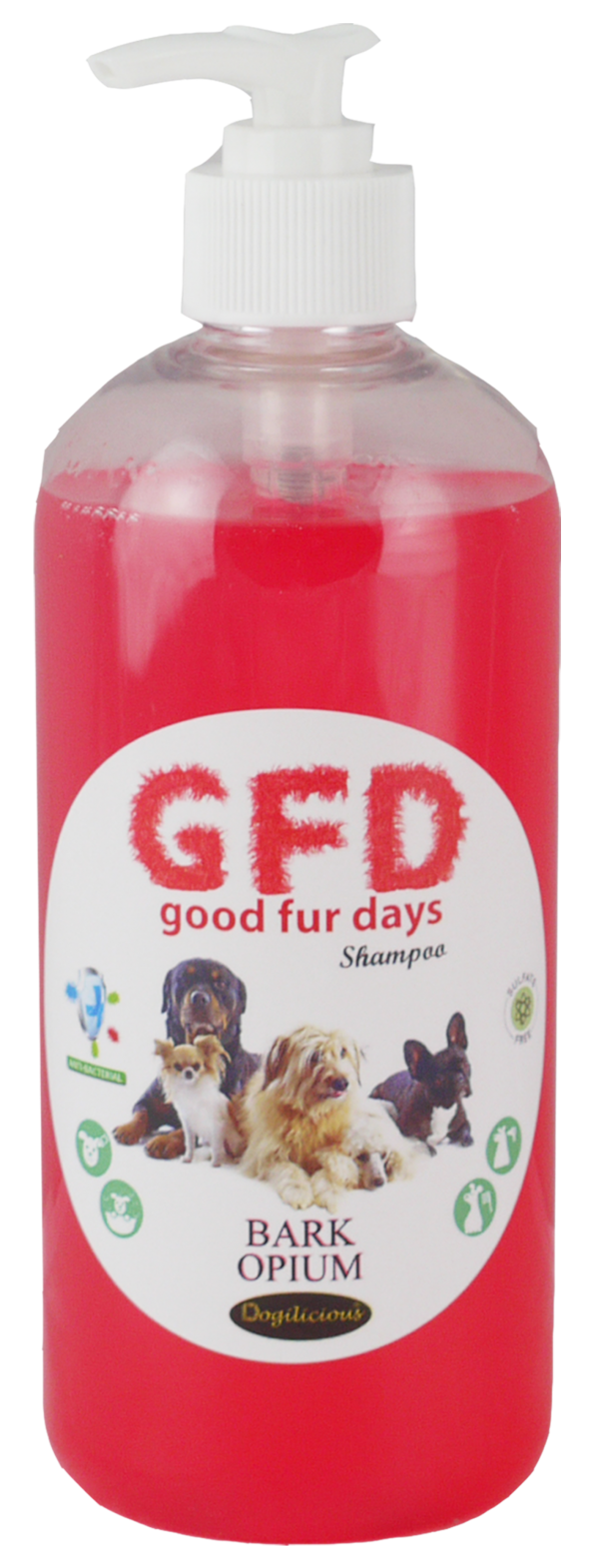Good Fur Days Bark Opium Dog Shampoo 500ml