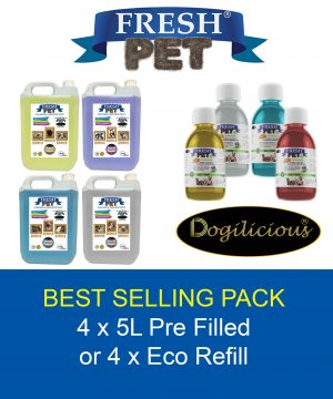 Kennel Cattery Disinfectant Pack