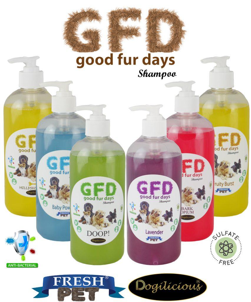 Good Fur Days Pet Shampoo