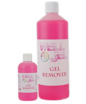 Well Jel Nail Gel Remover