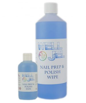 Well Jel Nail Prep and Polish Wipe