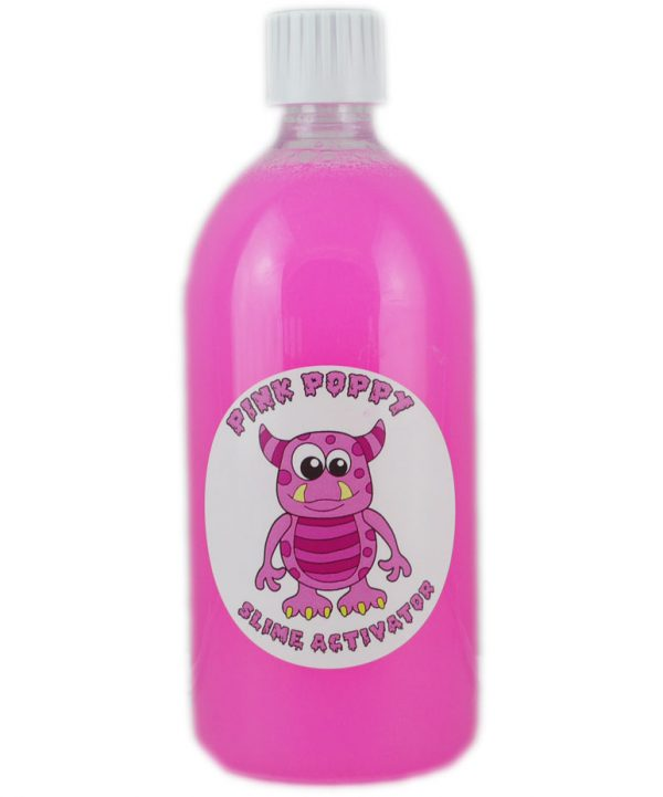 Slime Activator Pink Poppy
