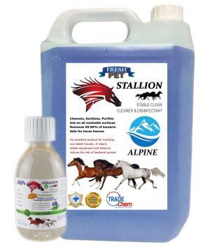 Stallion Stable Cleaner