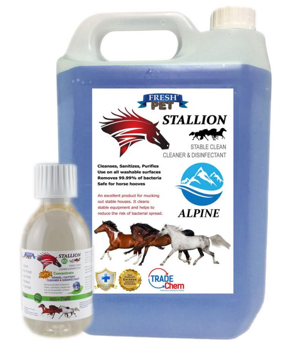 Stallion Stable Cleaner