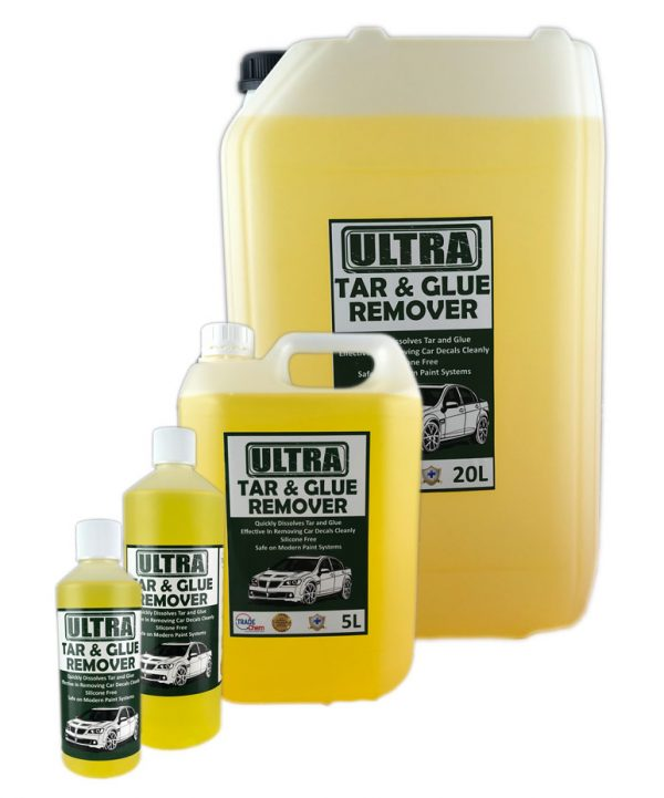 Ultra Tar and Glue Remover