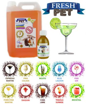 Fresh Pet Cocktail Collection