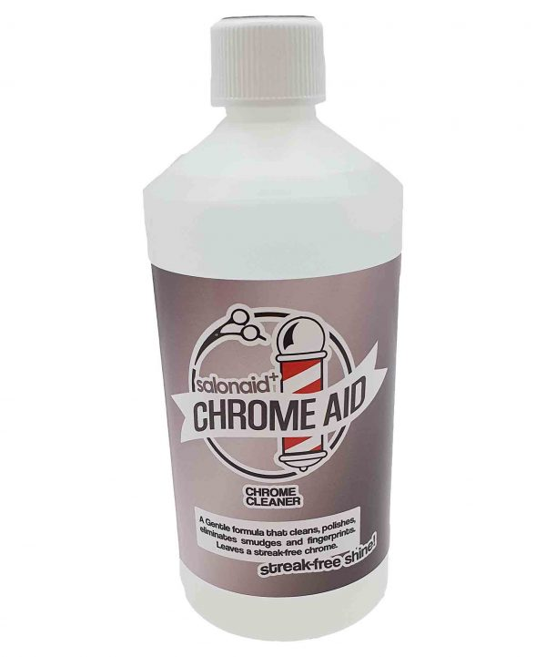 750ml Salonaid Chrome Aid