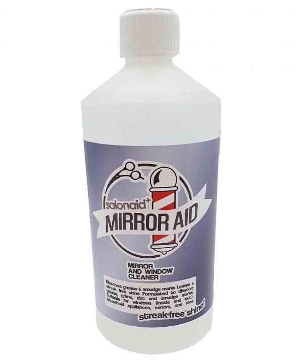 750ml of Salonaid Mirror Aid