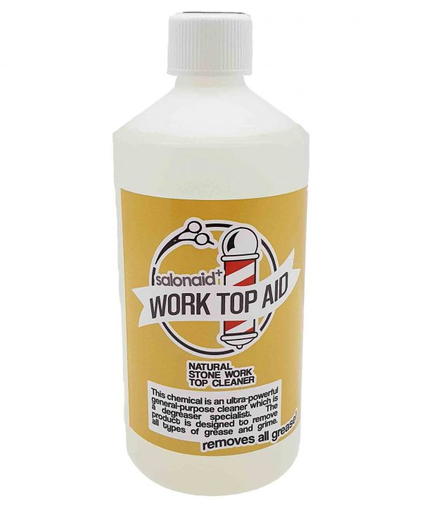 750ml Salonaid Work Top Aid