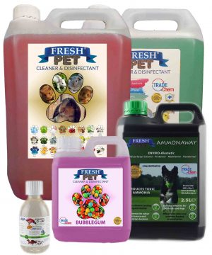 Fresh Pet Disinfectant Listing Group Image