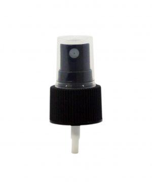 20mm Black Atomiser Spray