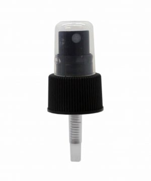 24mm Black Atomiser Spray