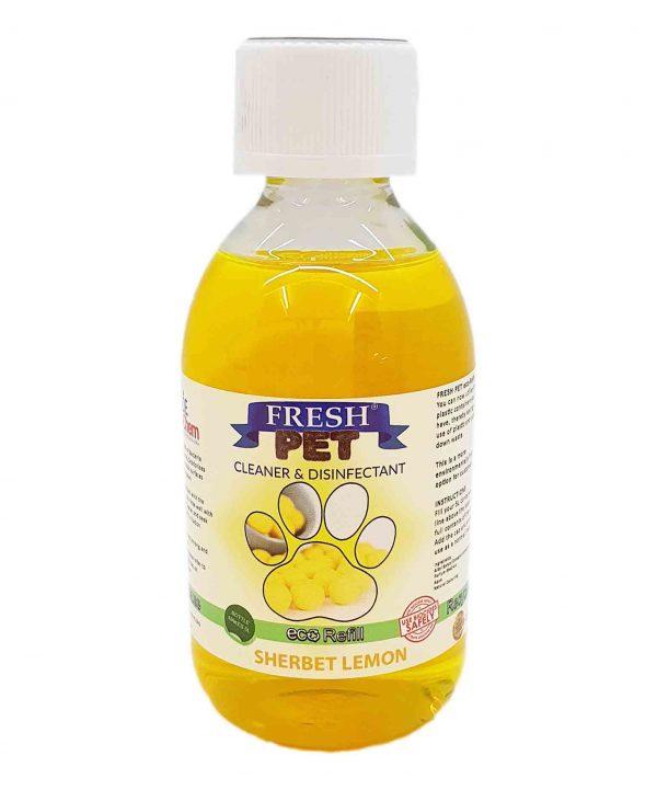 Fresh Pet Eco 250ml Sherbet Lemon