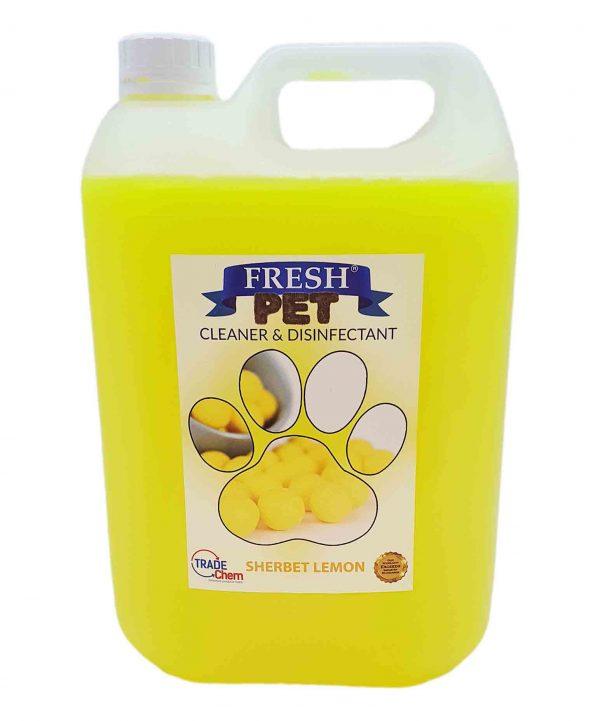 Fresh Pet 5L Sherbet Lemon