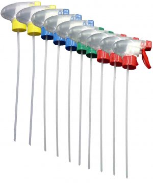 Trigger Sprays mixed 10 trigger